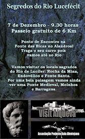 Projecto Raia Alentejana - SEGREDOS DO LUCEFECIT