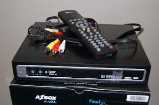 EVO+XL DUMPS LISTA DE CANAIS LS ZORTEA S900HD/S812/S810B/S806 VIA e EVO XL ATT 17/05/11