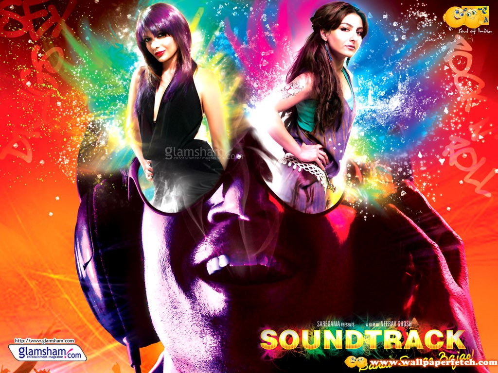 Soundtrack (2011) DVD