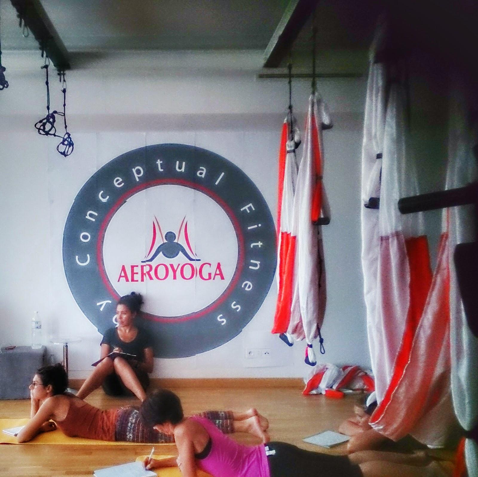 yoga aerien aix en provence