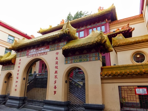 amsterdam nieuwmarkt quartier chinois guanyin zeedjik
