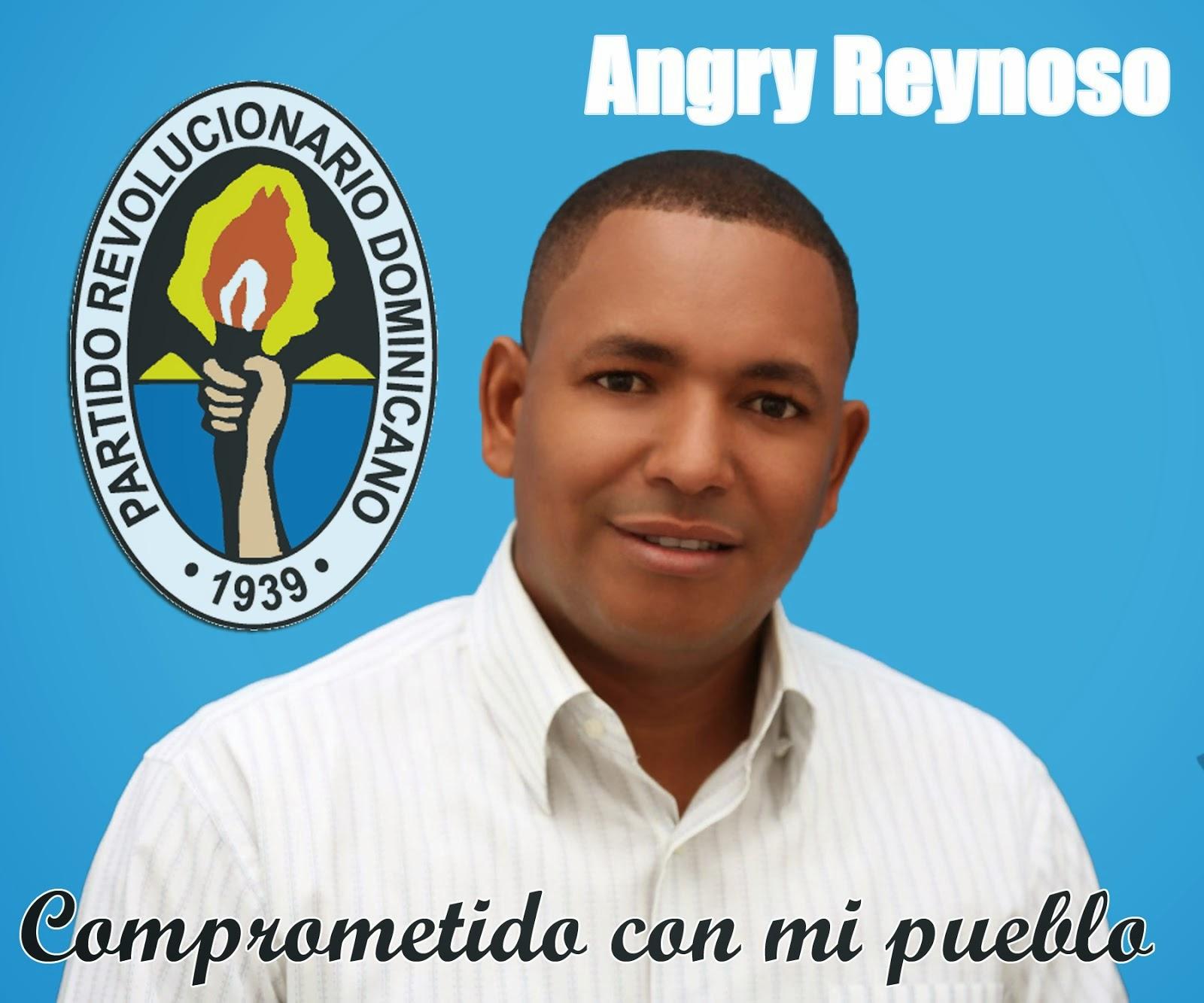 Angry Reynoso