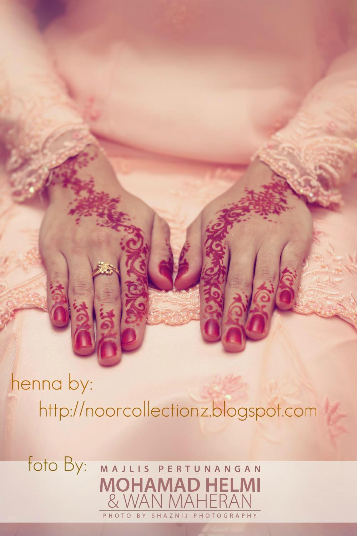Sharz And Catz Henna Inai Booked