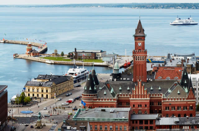 Helsingborg, Southern, Suécia