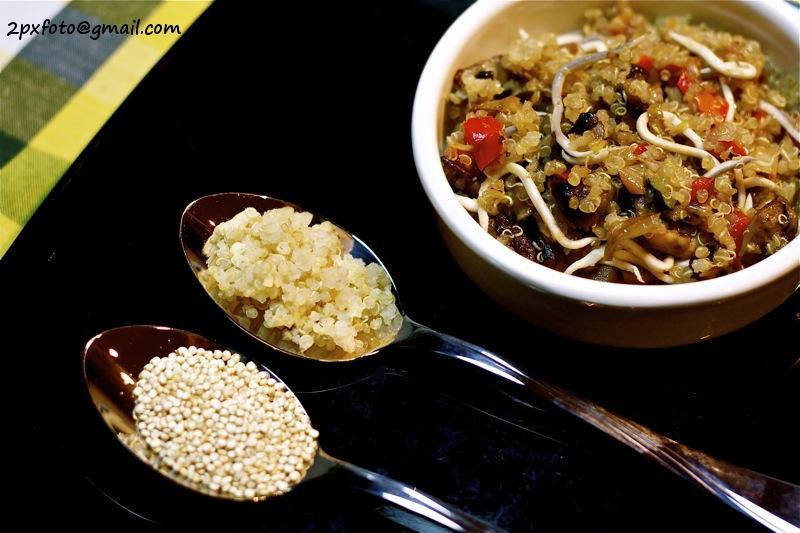 El qu mico cocinero experimentos en la cocina for Cuanto se cocina la quinoa