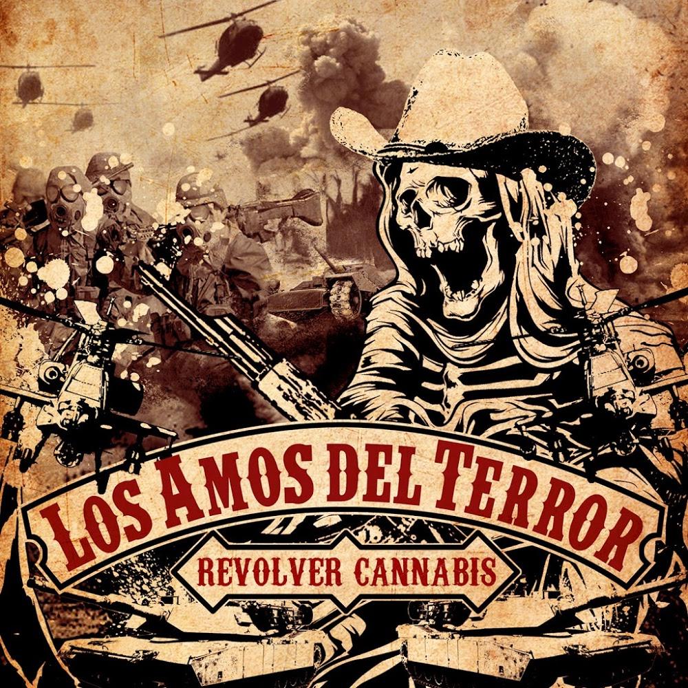 Revolver Cannabis – Los Amos del Terror (Álbum 2015)