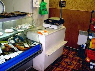 Прилавки из ЛДСП фото прилавка под весы или кассу