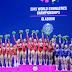 Seleção britânica feminina leva o bronze por equipes e faz história no Mundial