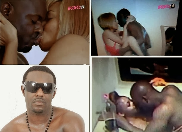 Watch Ghanaian Actress Nikki HOT SEX with Jim Iyke -