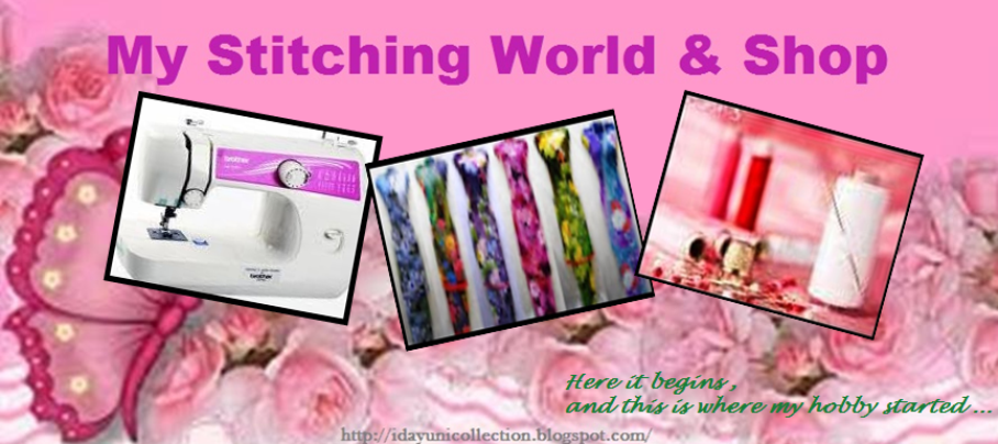 My Stitching World & Shop