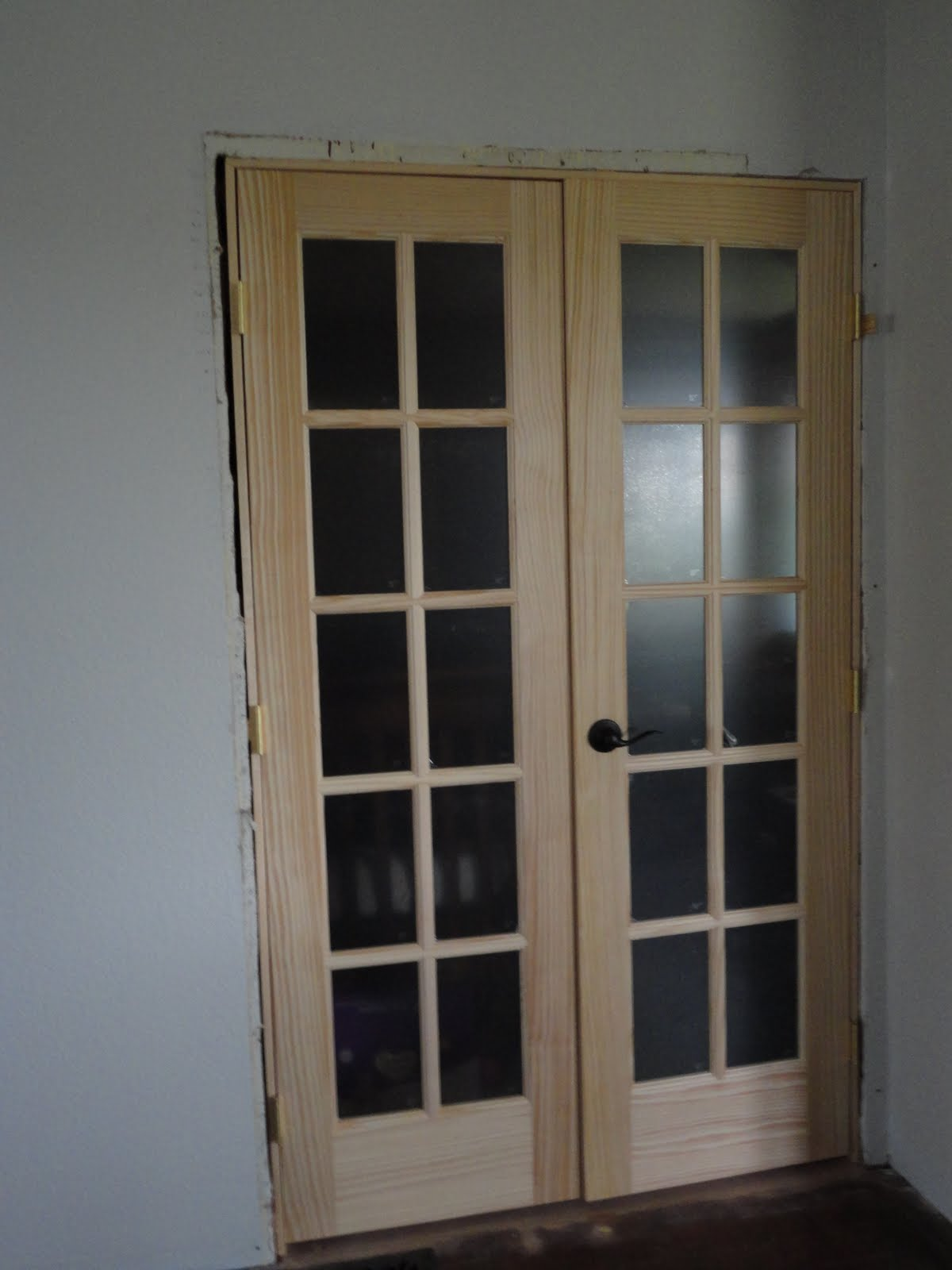 Craftsman 1204 French Doors