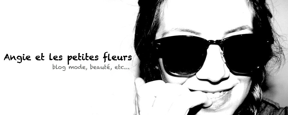 Angie et les petites fleurs : blog mode, beaut etc...