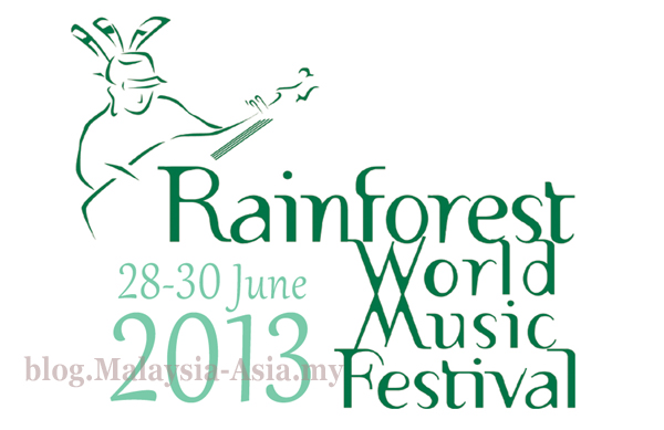 Rainforest World Music Festival 2013