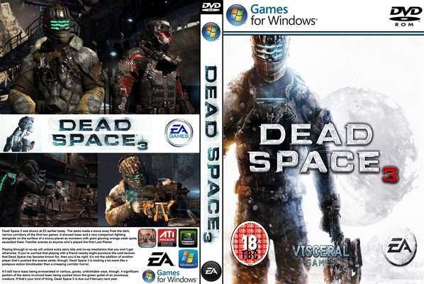 تحميل لعبة Dead Space 3 برابط واحد مباشر