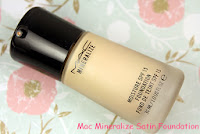 Mac Mineralize Satin Foundation
