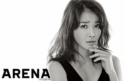 Lee Si Young - Arena Homme Plus Magazine October Issue 2013