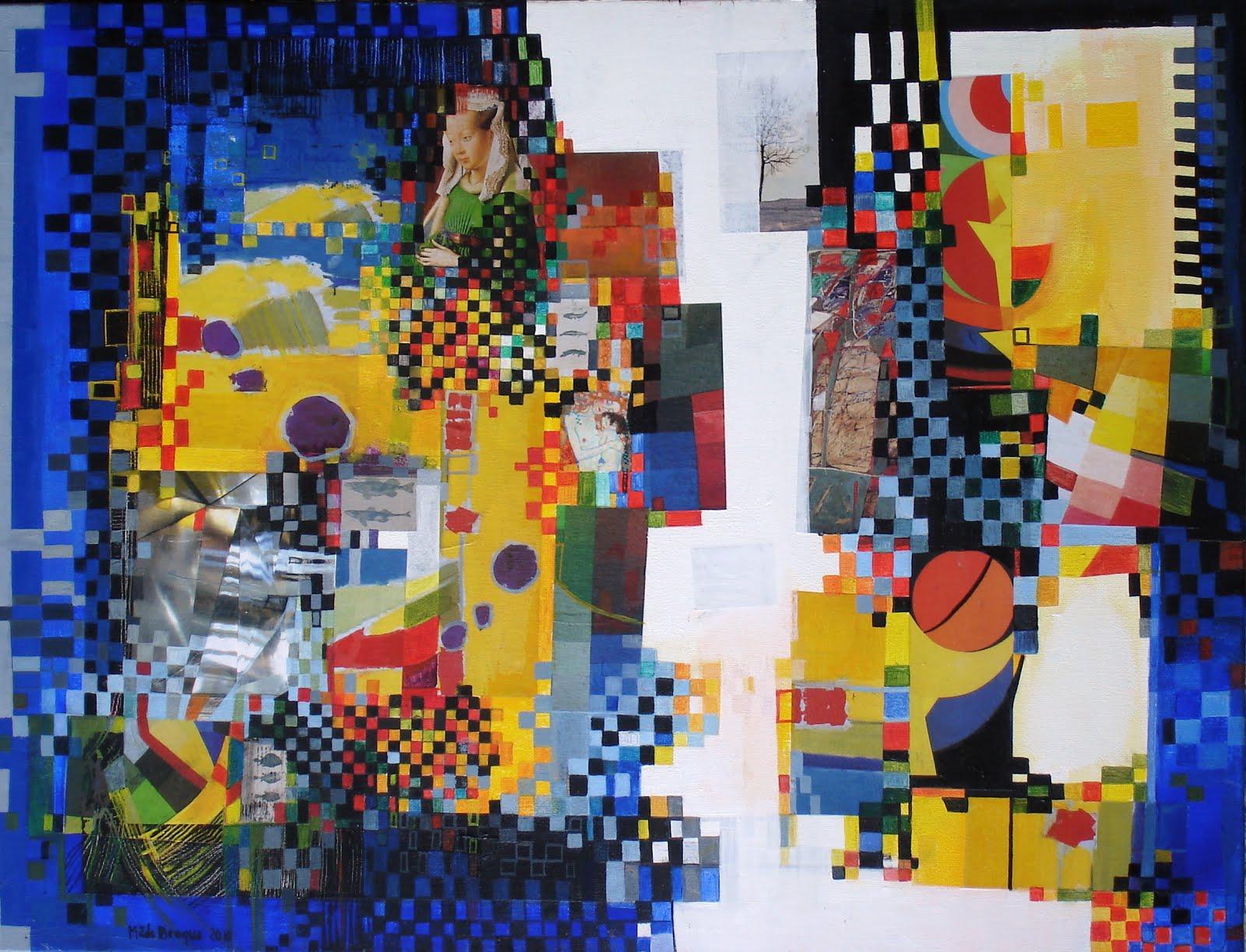 Etreinte - 61 x 46 cm - 2010