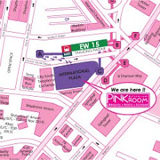 Directions to PinkRoom