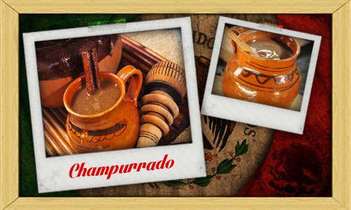 Champurrado (Atole de Chocolate) | 101 Postres - Deliciosas recetas ...