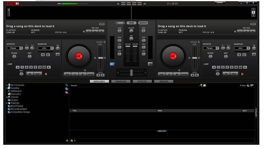 Computer Dj Mixer Free Download