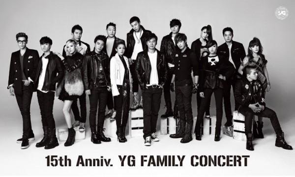 YG Famili Photo