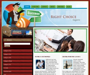 Right Choice WordPress Theme