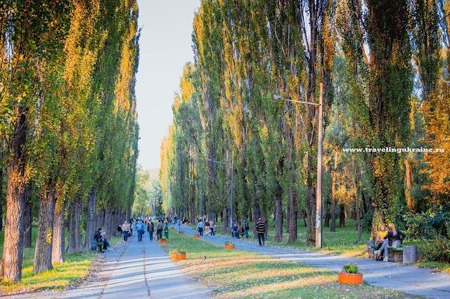 парк Бабин Яр
