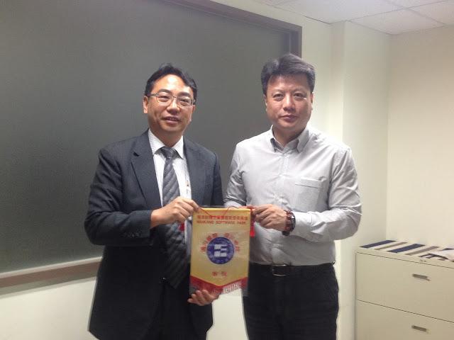 蘇通科技園管委會訪台團