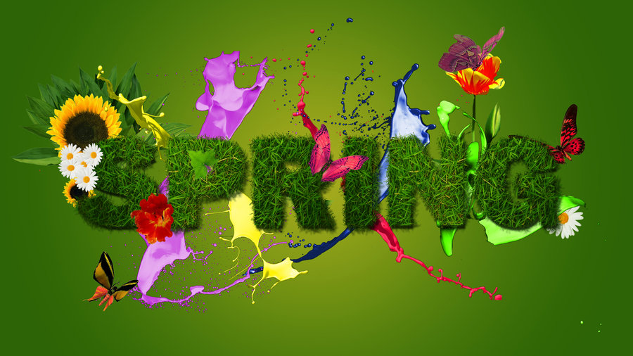 Free Nature Spring WallpaperWallpaper Background Wallpaper Background