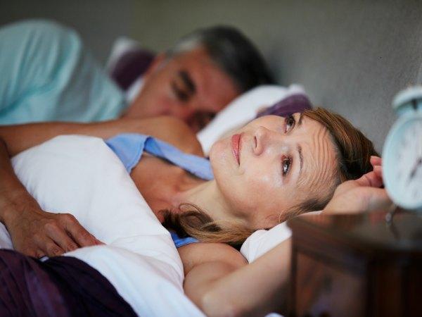 Cómo combatir el insomnio en la menopausia