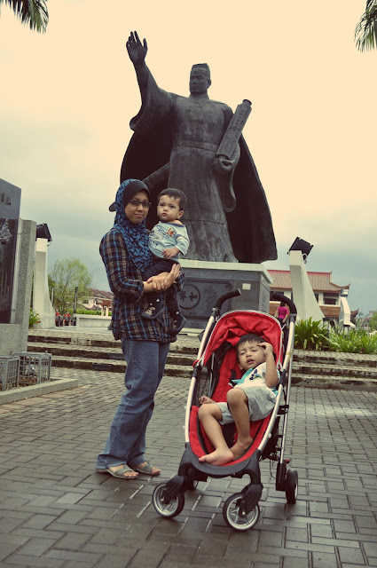 friendship park kuching