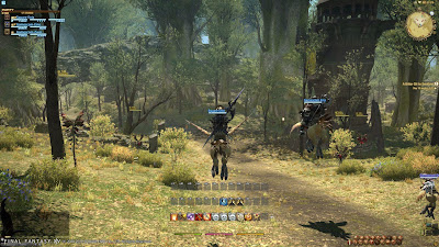 Final Fantasy XIV: A Realm Reborn (PS3) 2013 FINAL+FANTASY+XIV2