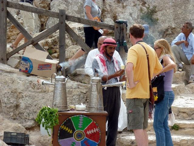castello di Ajloun, giordania