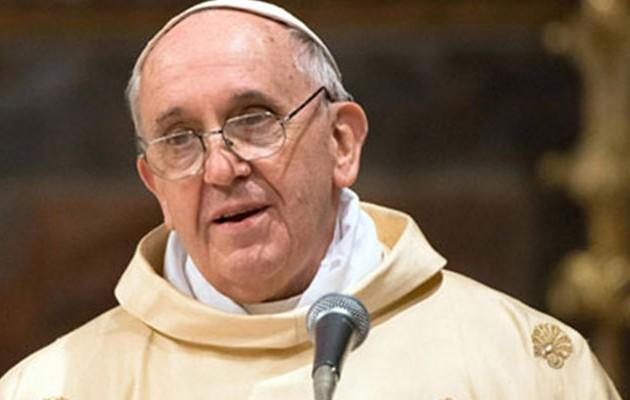 Πάπας: Η Ευρώπη να ανοίξει τις καρδιές και τις πόρτες της στους μετανάστες