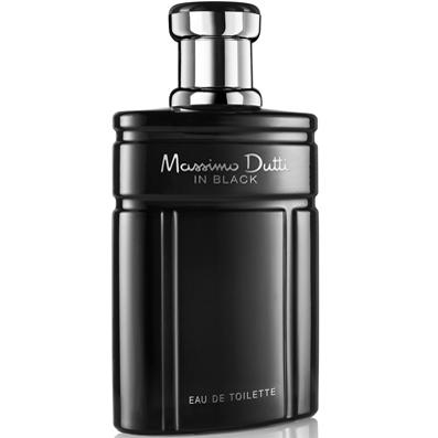 fragancia masculina Massimo Dutti In Black