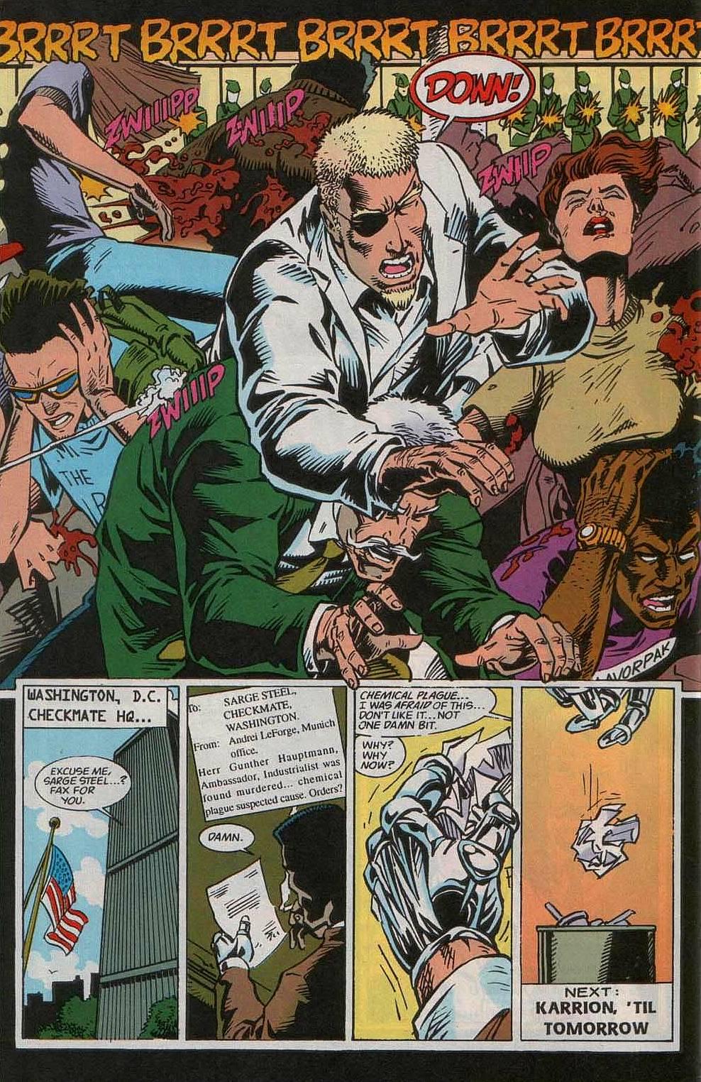 Deathstroke (1991) Issue #55 #60 - English 23
