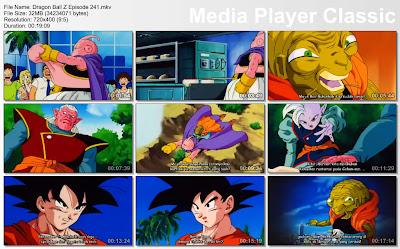 Download Film / Anime Dragon Ball Z Majin Buu Saga Episode 241 Bahasa