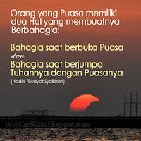 Kata Mutiara Islami Terbaru Ramadhan 1434 H / 2013 M