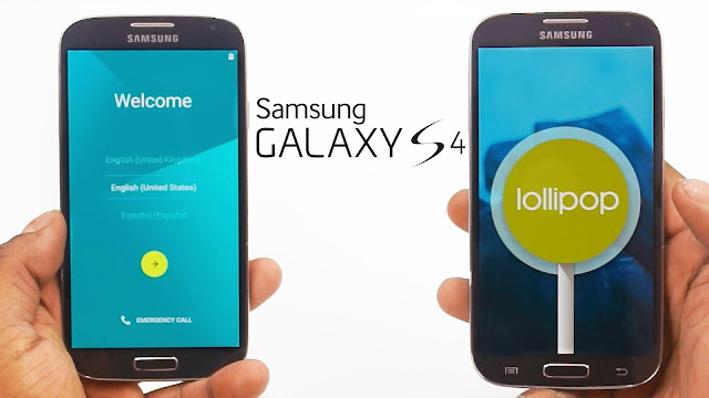Maybe y'all are i of the few people who were waiting a long fourth dimension to update the latest vers How to Upgrade Samsung Milky Way S4 GT-i9500 to Android 5.0.1 Lollipop