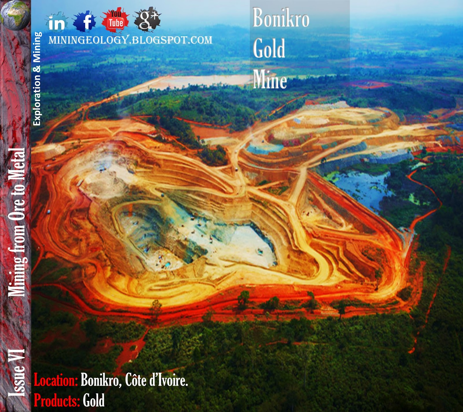 Bonikro Gold Mine