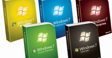 Cara Merubah Windows7 Starter Menjadi Windows7 Ultimate