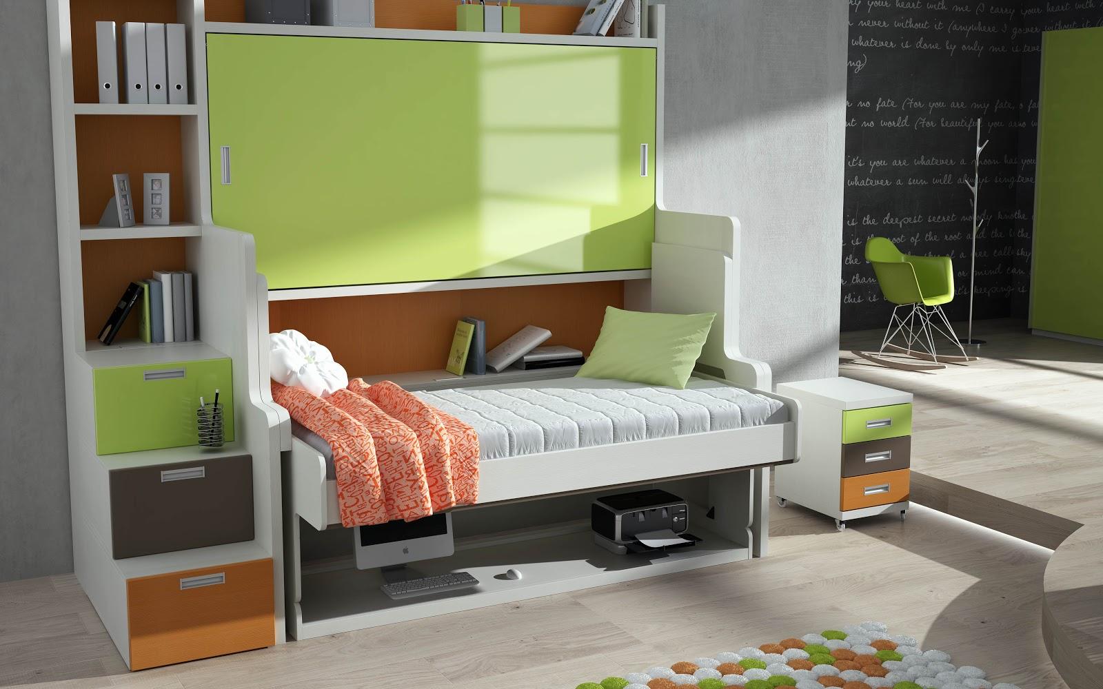Трансформер стол кровать