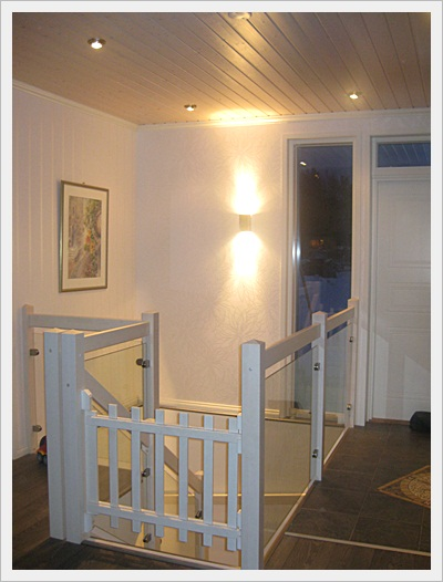Trappa trappa lampa : PÃ¥ Kvarnbacken: Just nu