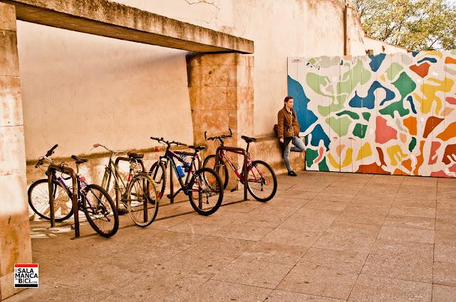 arte y bici