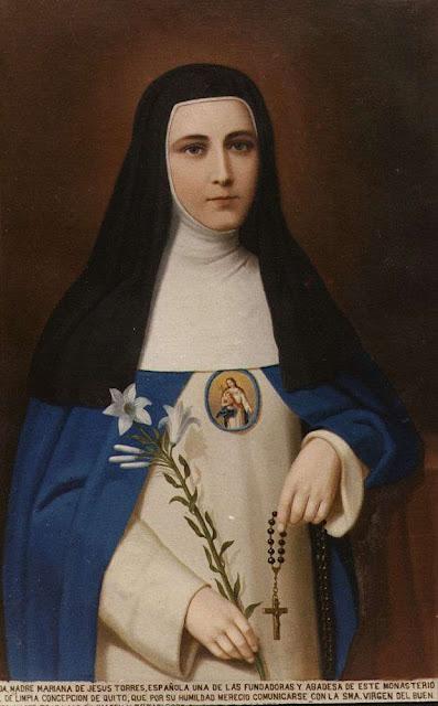 Soror Mariana de Jesus Torres