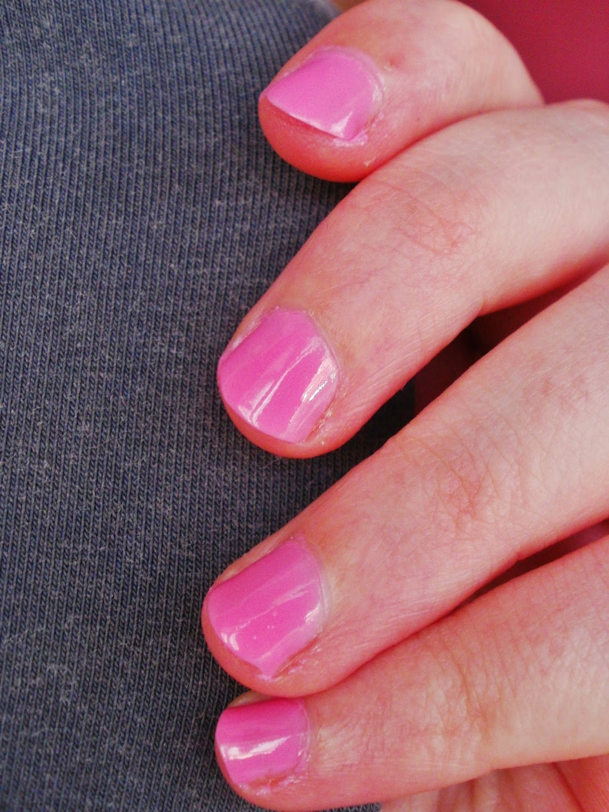 Barry M Dragonfruit Gelly
