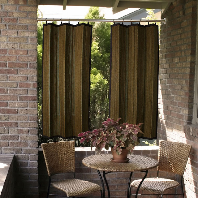 Bamboo Outdoor Curtain4