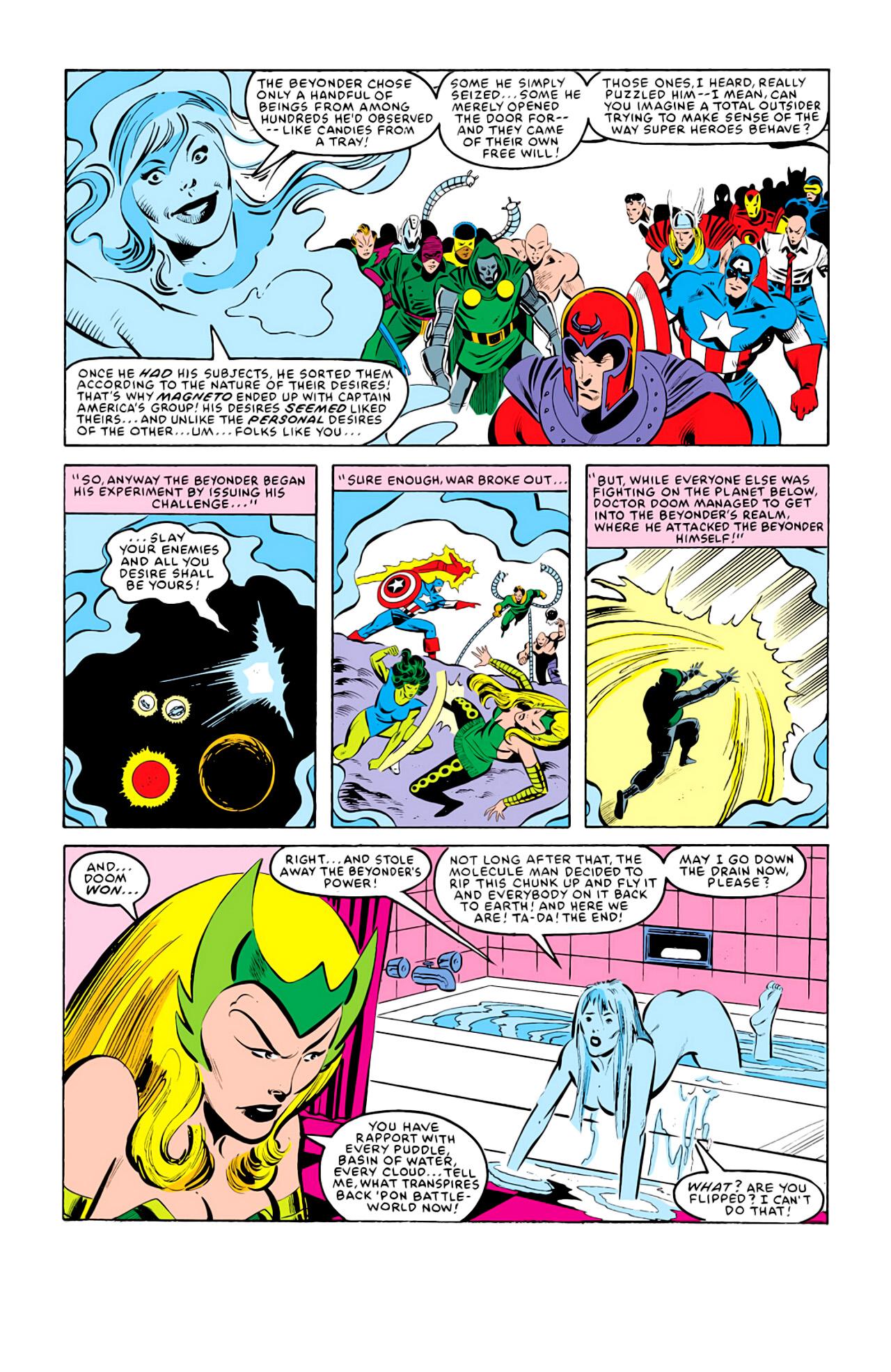 Captain America (1968) Issue #292m #220 - English 7