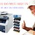 Đổ mực máy in tại Hải Phòng
