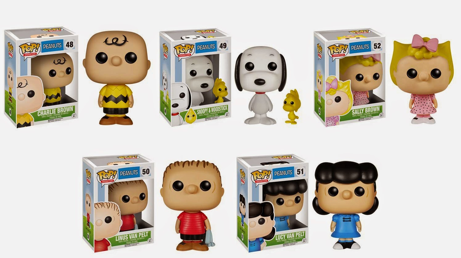 Funko Pop! Peanuts